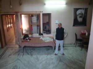Buri in seinem Familiensitz