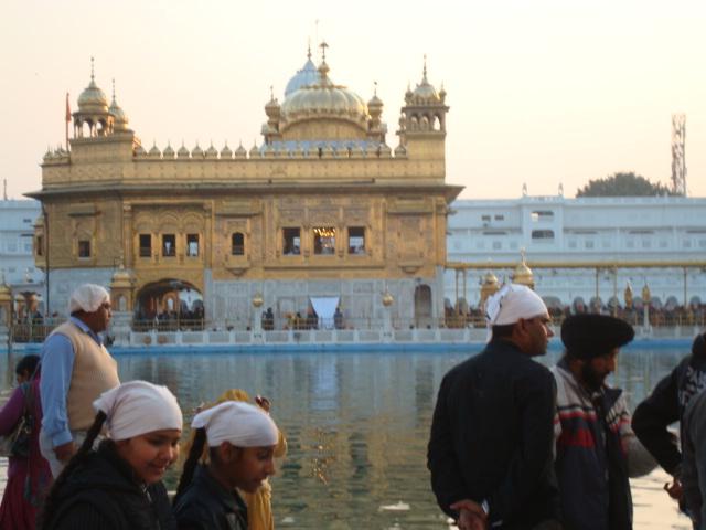 der goldene Tempel