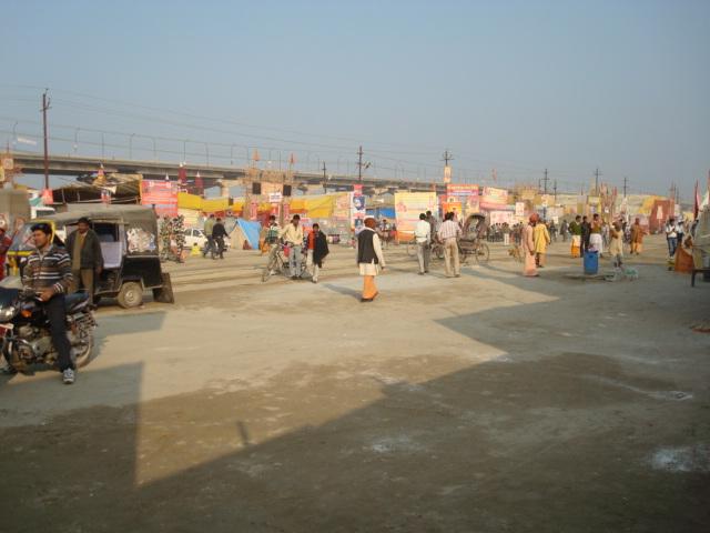 Kumbh-Panorama