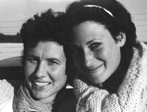Jutta und Susan
