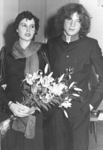 Gisela heiratet Paul Getty III in Italien