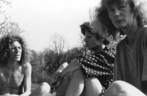 mit Anna, Brigitte, Rainer...