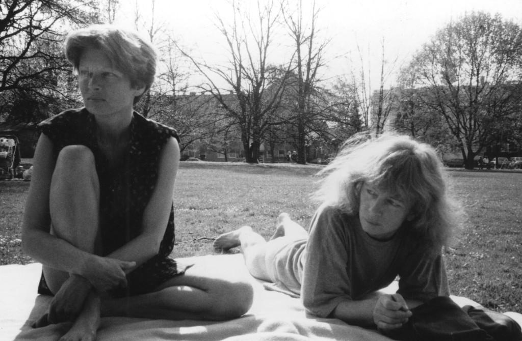 Brigitte (li.) und Anna